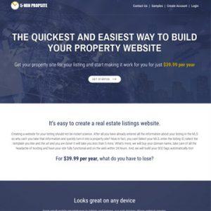 5min Prop Site