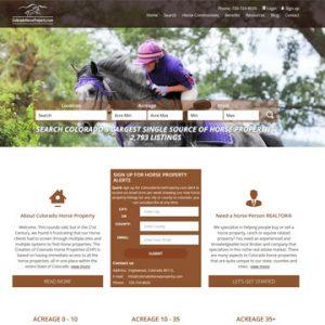 Real Esate Website