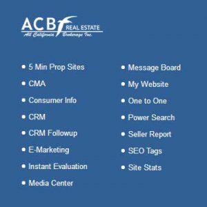Real Estate Website & Agent Tools